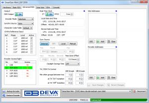 SmartGen mini software